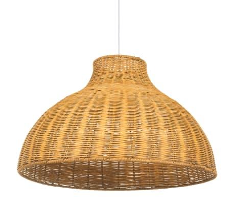 Pendant Lamp Natural Rattan MILLIAN