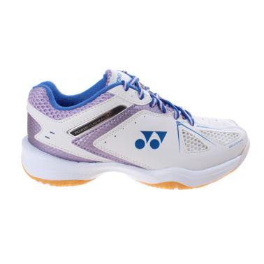 c44b06c397a Yonex badmintonschoen SHB dames wit/paars maat 39 online kopen ...