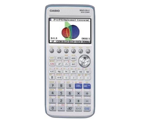 Casio Calculatrice Graphique Couleur Graph 90 + E