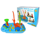 Polsie Wader Catch the Duck and More 53,5 x 35 x 22,5 cm blå 1450587