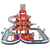 Polesie Wader Garaje parking de lujo 85x85x61 cm rojo 1450524