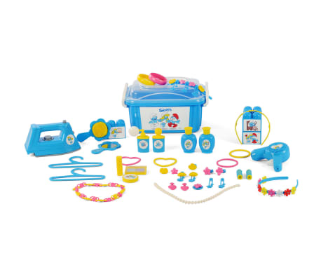 Polesie Smurfette 55 Piece Beauty Set Blue 1450640[1/4]