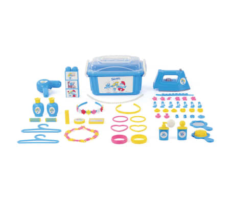 Polesie Smurfette 55 Piece Beauty Set Blue 1450640[4/4]