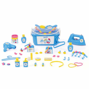Polesie Smurfette 55 Piece Beauty Set Blue 1450640[3/4]