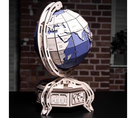 Eco-Wood-Art 393-częściowy, drewniany zestaw modelarski Globus[11/15]