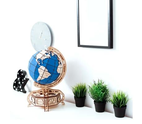 Eco-Wood-Art 393-częściowy, drewniany zestaw modelarski Globus[4/15]