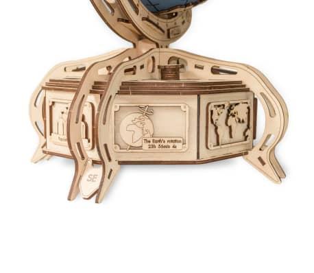 Eco-Wood-Art 393-częściowy, drewniany zestaw modelarski Globus[7/15]
