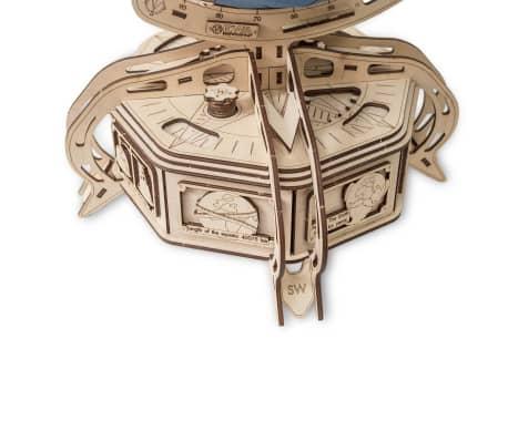 Eco-Wood-Art 393-częściowy, drewniany zestaw modelarski Globus[8/15]