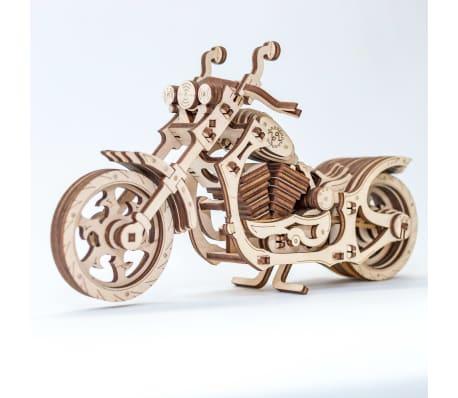 Eco-Wood-Art 152-częściowy, drewniany zestaw modelarski Motocykl[11/12]