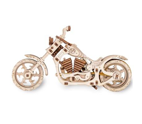 Eco-Wood-Art 152-częściowy, drewniany zestaw modelarski Motocykl[6/12]