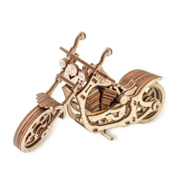 Eco-Wood-Art 152-częściowy, drewniany zestaw modelarski Motocykl[2/12]