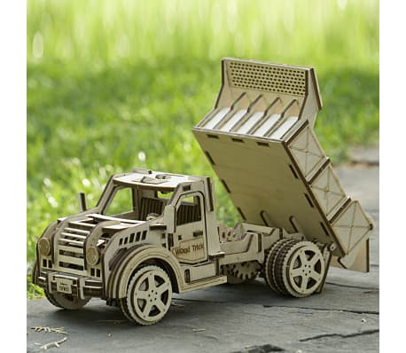 Wood Trick Kit de maquette Bois Modèle Camion[2/17]