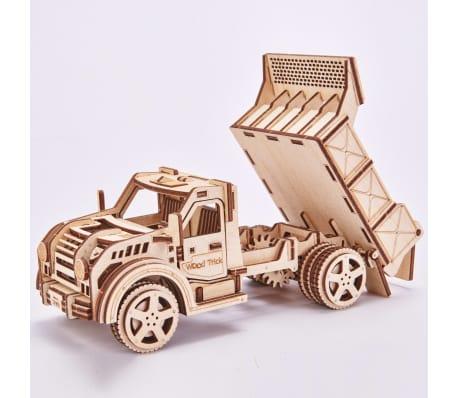Wood Trick Kit de maquette Bois Modèle Camion[4/17]