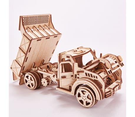 Wood Trick Kit de maquette Bois Modèle Camion[8/17]