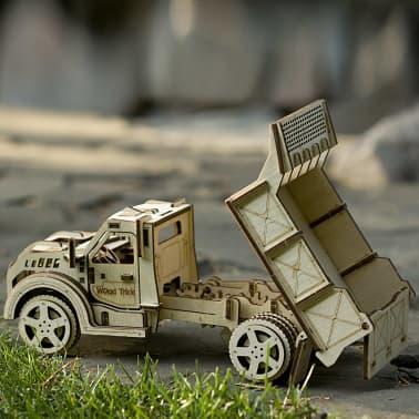 Wood Trick Kit de maquette Bois Modèle Camion[13/17]