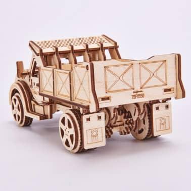 Wood Trick Kit de maquette Bois Modèle Camion[3/17]
