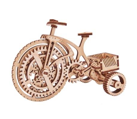 Wood Trick Kit/maqueta de bicicleta à escala madeira