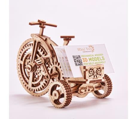 Wood Trick Kit de maquette Bois Modèle Vélo[5/15]