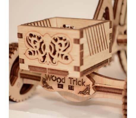 Wood Trick Kit de maquette Bois Modèle Vélo[7/15]