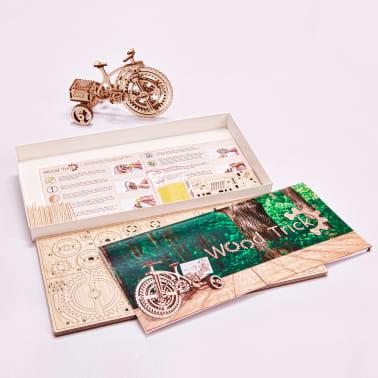 Wood Trick Kit de maquette Bois Modèle Vélo[12/15]