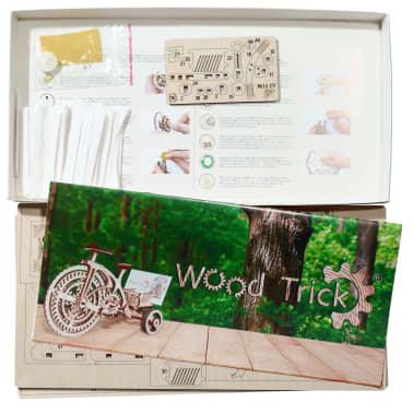 Wood Trick Kit de maquette Bois Modèle Vélo[13/15]