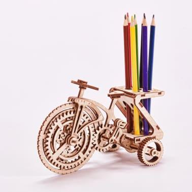 Wood Trick Kit de maquette Bois Modèle Vélo[4/15]