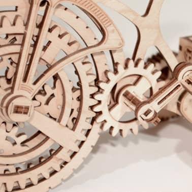Wood Trick Kit de maquette Bois Modèle Vélo[9/15]