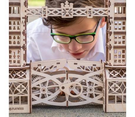Mr. PlayWood Kit de maquette Pont de la tour Bois 312 pcs[4/8]