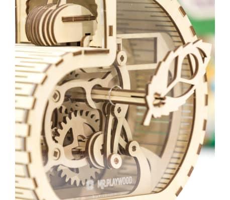Mr. PlayWood Kit de maquette Tirelire d'escargot Bois 83 pcs[2/8]