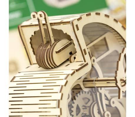 Mr. PlayWood Kit de maquette Tirelire d'escargot Bois 83 pcs[3/8]