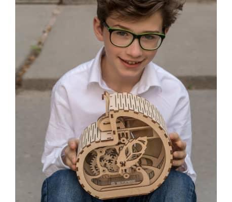 Mr. PlayWood Kit de maquette Tirelire d'escargot Bois 83 pcs[6/8]