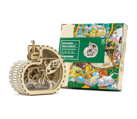 Mr. PlayWood Kit de maquette Tirelire d'escargot Bois 83 pcs[7/8]