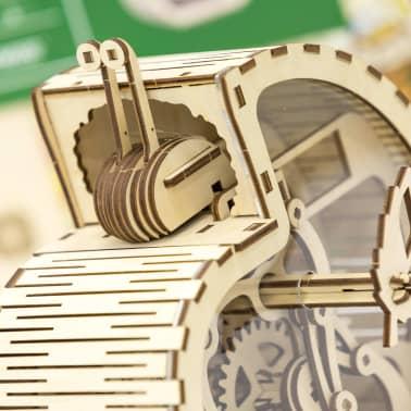Mr. PlayWood Kit de maquette Tirelire d