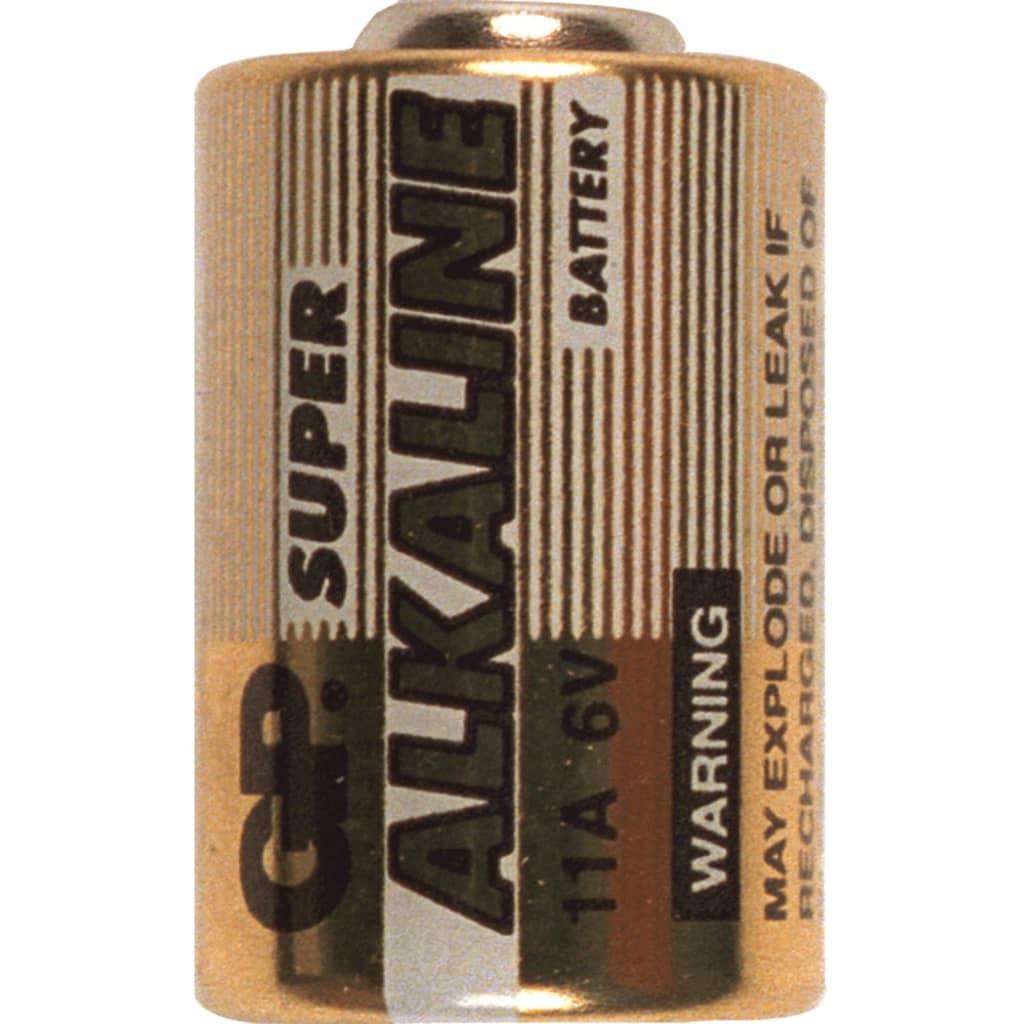 GP Batteries Gp GP11A Batterie Alkaline 11a / MN11 6 V Super 1-Blister