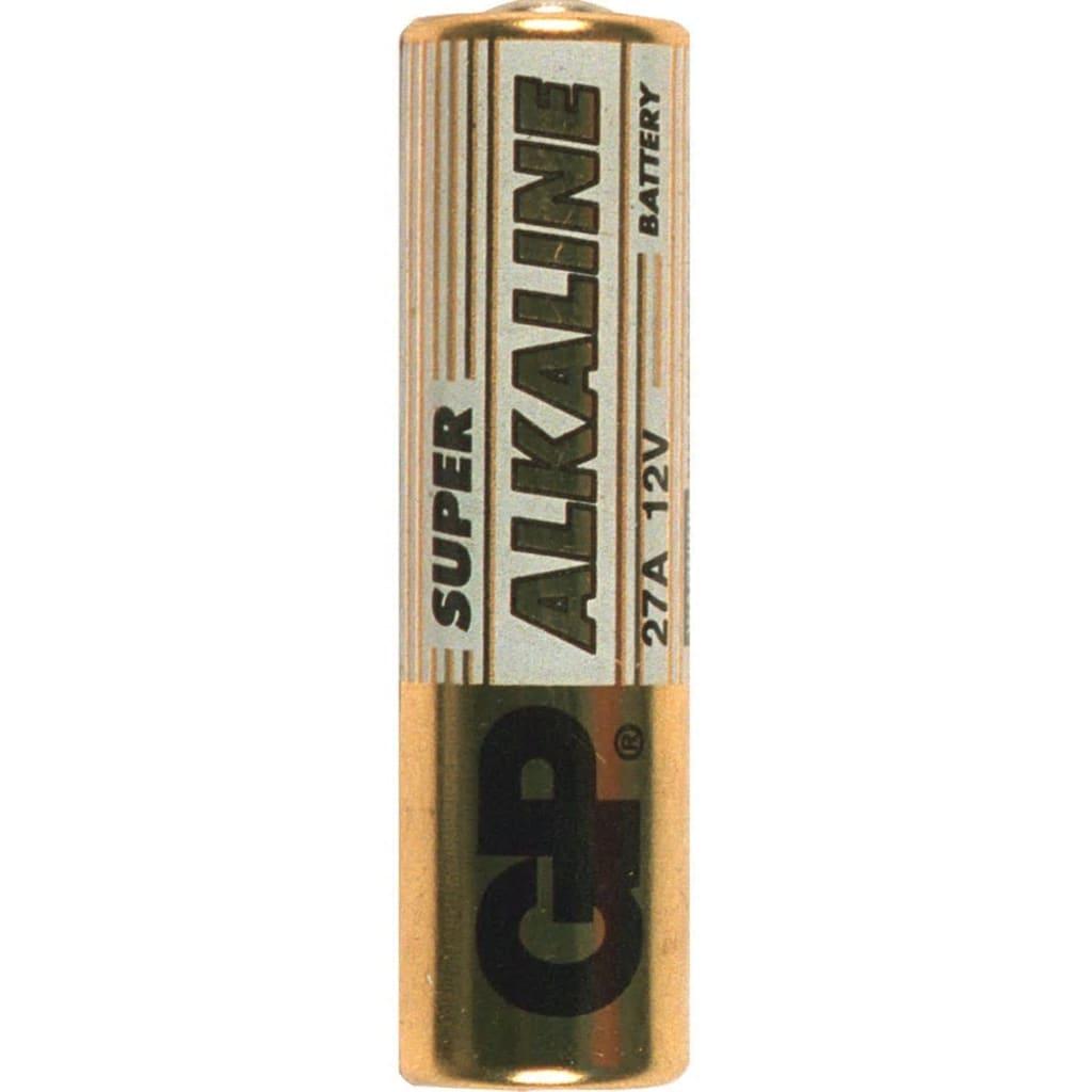 GP Batteries Gp GP27A Batterie Alkaline 27a / MN27 12 V Super 1-Blister