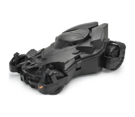 Ridaz Maleta infantil con ruedas Batmobile negro