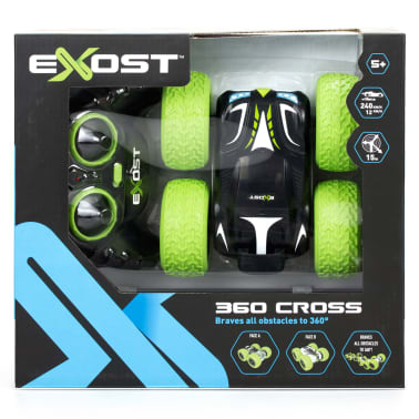 Exost Coche teledirigido 360 Cross color verde TE20141[4/4]