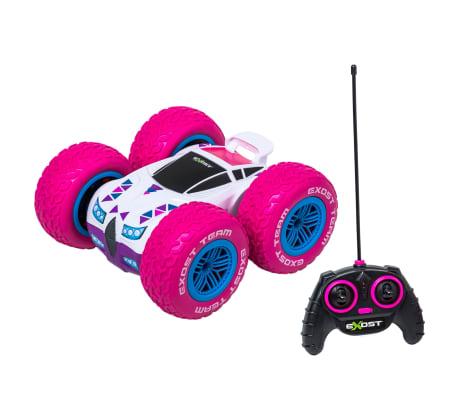 Exost Coche teledirigido 360 Cross color rosa TE20145
