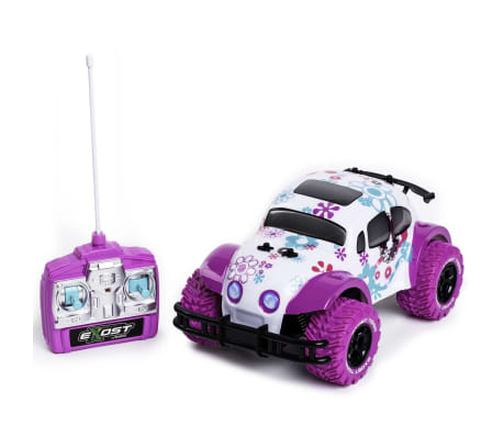 Exost Coche teledirigido Pixie Buggy color rosa TE20227[1/3]