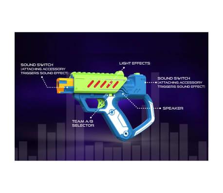 Silverlit Jeu laser Lazer M.A.D Deluxe Battle Ops SL51431[4/8]