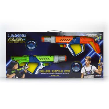 Silverlit Jeu laser Lazer M.A.D Deluxe Battle Ops SL51431[8/8]
