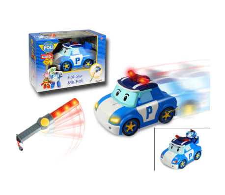 Robocar Poli Coche de juguete Follow Me Poli SL83080[2/3]