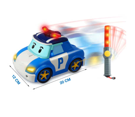 Robocar Poli Coche de juguete Follow Me Poli SL83080[3/3]