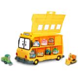 Robocar Poli Autobús escolar de juguete SL83148