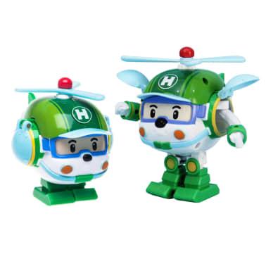 Acheter silverlit jouet polymorphe robocar poli helly vert - Jeux de robocar poli gratuit ...
