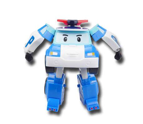 Acheter silverlit jouet polymorphe robocar poli poli bleu - Jeux de robocar poli gratuit ...