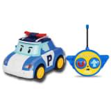 Robocar Poli Funkgesteuert Racer Roy SL83187
