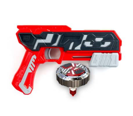 Silverlit Spinner Mad single shot blaster Firestorm rood