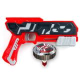 Silverlit Pistolet jouet à seul coup de feu Firestorm Rouge