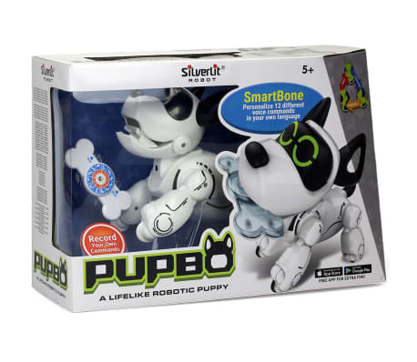 Silverlit Robot perro Pupbo blanco SL88520[8/8]